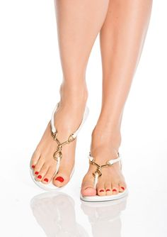 Designed By Editors! InStyle's Spring 2014 Accessories Collection At Nine West - The Dressy Sandal from #InStyle