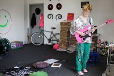 Freunde von Freunden — Nell — Artist, Apartment & Studio, Kings Cross & Elizabeth Bay, Sydney — http://www.freundevonfreunden.com/interviews/nell/