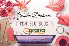 Ganhe dinheiro com o seu Blog - Renata Massa