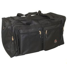 Rockland All Access 32-inch Large Lightweight Cargo Duffel Bag by Rockland