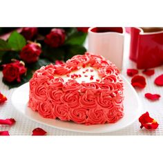 Same Day Cake Delivery Buy Flowers Amp Cakes Cheap Birthday Heart