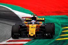 2017 Austrian GP - Jolyon Palmer (Renault)