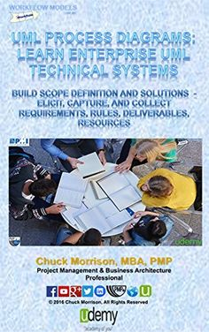 UML Process Diagrams: Learn Enterprise UML Technical Systems