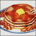 A recipe for Buttermilk Griddle Cakes from the American Pancakes Breakfast Recipe Collection. Ingredients, instructions, comments and reviews. Makes 4 servings.