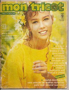 Receita Tricô Fácil   Revista MON TRICOT Tricô e Crochê   Ano 14 Nº1 jan,fev 1998   33 Modelos para você tricotar e usar o ano inteiro.  ...
