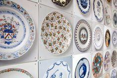 Platos de porcelana…¿o de papel?