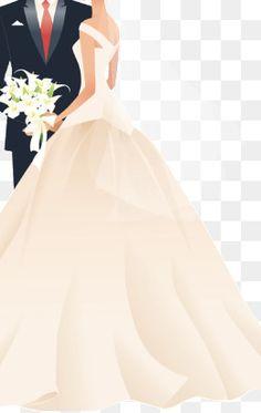 العروس والعريس, العروس والعريس, الحب, ليليPNG صورة