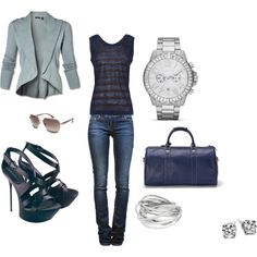 Day, created by wawamcclary on Polyvore