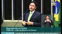Deputado tucano reproduz promessas de Dilma e enfurece petistas