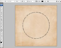 Digital Scrapbooking Tutorial by Cherry: Writing Text On A Path