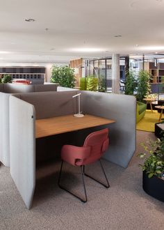 Create and recreate workspaces with BuzziVille—a modular, freestanding system. It is easy to configure and allows you to interact, focus, socialize or brainstorm. There are no boundaries. Office Lounge, Home Office, Desk Partitions, Modular Workstations, Rest And Relaxation, Extra Seating, Outdoor Furniture Sets, House Design, Interior Design