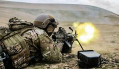 US Army Rangers during Marksmanship Training at a range in Balkh Province, Afganistan Jan. Sas Special Forces, Military Special Forces, Military Guns, Military Art, Military Aircraft, Us Army Rangers, 75th Ranger Regiment, Army Gears, Military Pictures