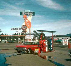 1960's Chevron