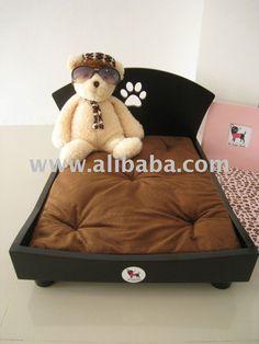 dog bed - I don;t have a dog but this is so cute!