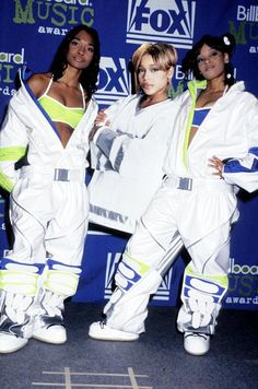 TLC- either this look LMAO