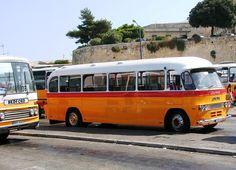 Autobús de Malta