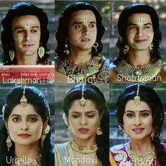 Radha Krishna Photo, Krishna Photos, Siya Ke Ram, Devon Ke Dev Mahadev, Bridal Chuda, Sita Ram, Hindu Dharma, Traditional Looks, Show Photos