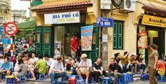 Bia Hoi Ha Noi Old Quarter Vietnam: http://www.hanoiweather.info/2015/09/bia-hoi-hanoi-vietnam.html