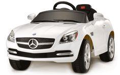 Tigris Wholesale 6V Mercedes SLK 350 White - Availability: in stock - Price: £199.99