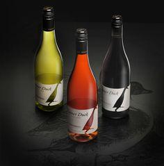 Runner Duck Label on Behance Runner Ducks, Wine Packaging, Label, Behance
