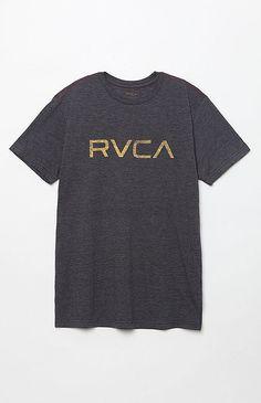 Big RVCA Reverse T-Shirt
