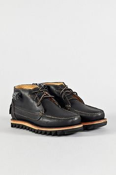Unmarked Ballack Boot Black | someplace