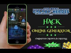 Star Wars Galaxy Of Heroes Hack - Online Cheat Tool For Android & iOS [999k Resources]   http://starwars.gamecheat4android.com/