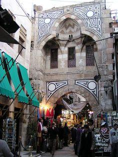 Somewhere deep in Khan el-Khalili... Cairo  Egypt