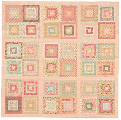 Block-Buster Quilts - I Love Log Cabins: 15 Quilts from an All-Time Favorite Block: Karen M. Burns: 0744527113392: Amazon.com: Books