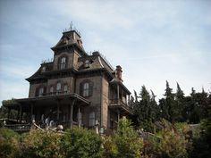 Phantom Manor, Frontierland - 2009
