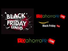 #BlackFriday: las mejores ofertas online...! Encuéntralos en Yoahorropr.com Tu Shopping Mall Online de Puerto Rico en donde encontrarás de Todo para TODOS!!! #yoahorro #shopping #mall #online #black #friday