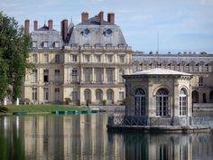 Château de Fontainebleau, Ile de France
