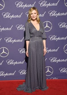 Actress Kirsten Dunst attends the 28th Annual Palm Springs International Film Festival Film Awards Gala.