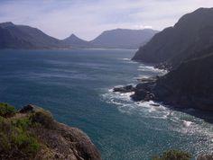 view from Chapman's Peak