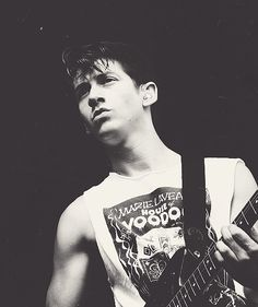 Alex Turner you can call me when you're high