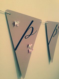 Vintage Shabby Chic girlie Happy Birthday bunting with floral flying butterflies - party decorations on Etsy, Butterfly Party Decorations, Happy Birthday Bunting, Vintage Shabby Chic, Banners, Floral, Butterflies, Etsy, Wedding, Valentines Day Weddings