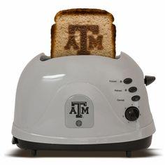 Texas A & M University Protoast Toaster