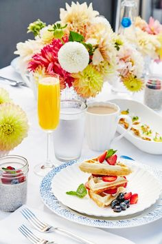 6 Essentials You Need to Brunch Well,  According to Our Instagram Followers via…