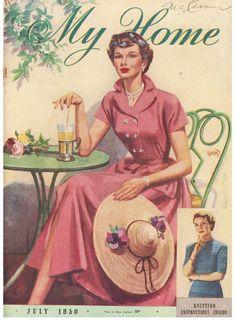 My Home Magazine July 1950