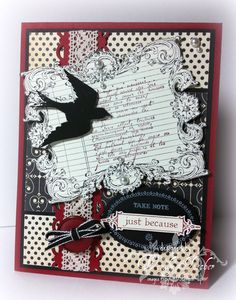 Stampin Up Notably Ornate - Yahoo Image Search Results