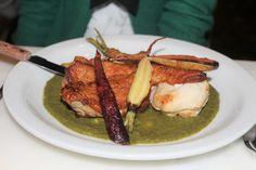 Olive & Thyme, Cafe, Market, Healthy Eating, Gluten Free, Burbank, Roasted Chicken, Salsa Verde, Roasted Carrots, Toluca Lake