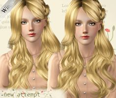 Two hairtsyle by Wings for Sims 3 - Sims Hairs - http://simshairs.com/two-hairtsyle-by-wings/
