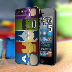 The Avenger marvel comic Iphone 5 case