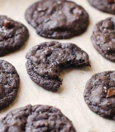 Olive Oil Chocolate Cookies