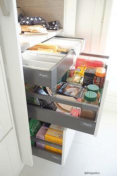 TOPI-KEITTIÖT AAMIAISKAAPPI | SALLY'S Kitchen Tops, Kitchen Appliances, Kitchens, Open Plan Kitchen Living Room, French Door Refrigerator, Cabinet, Storage, Furniture, Home Decor