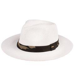 Camouflage Panama Hat (DA-106