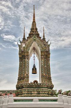 Wat Phra Kaew, Bangkok, Thailand.