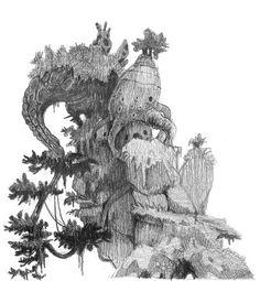 Les Croods - Nicolas Weis