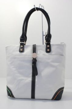 Another Classic Black And White Shado Bag