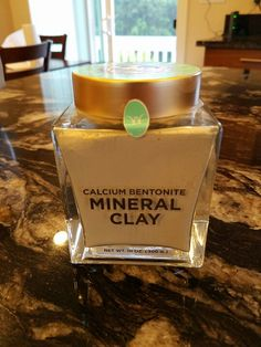 Calcium Bentonite Mineral Clay..use for detoxing all the toxins in our body!